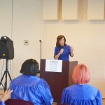 """There are jobs to be had,"" said Lieutenant Governor Kathy Hochul."