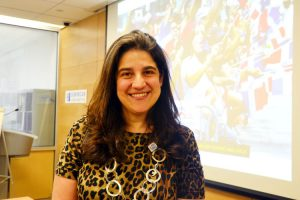 """""""Dominican women...are the bedrock of our communities,"""" said Angela Fernández."""