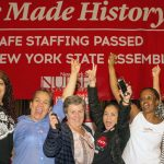 The bill passed the New York State Assembly.