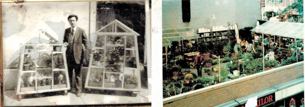 Members of the Gatanas family are third generation garden retailers.
