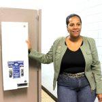 Ferreras-Copeland has led a pilot program in city schools.