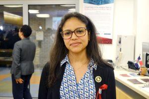 """I consider them role models,"" said scholarship recipient Fatima Hernández."