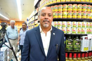 """""""This store's been here close to 15 years,"""" said National Supermarket Association's Nelson Eusebio."""