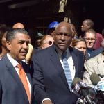 """I want him to be successful,"" said Wright of Espaillat. Photo: G. McQueen"