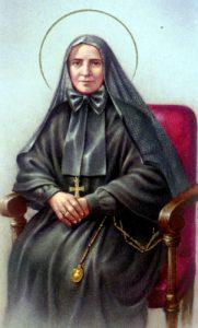 Maria Francesca Cabrini was the first American citizen to be canonized.