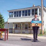 Governor Andrew Cuomo announced the new legislation.
