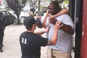 The legislation was prompted by Eric Garner's death.