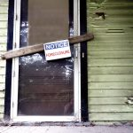 A new hotline has been established to report abandoned properties.