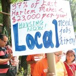 Advocates are calling for permanent affordable housing.