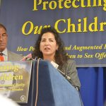 """[This] has become an opportunity for sexual predators,"" said State Senator Diane Savino."