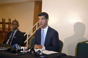 """""""We should be removing barriers,"""" said Councilmember Ydanis Rodríguez."""