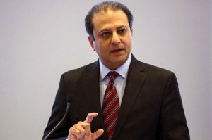 """He abused some of the neediest and least fortunate,"" said U.S. Attorney Preet Bharara."