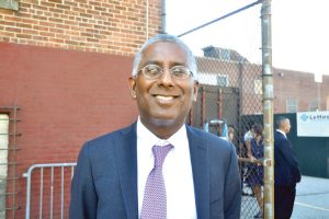 """I want to do a third project,"" said Sam Ganeshan, Managing Director of Hudson Housing Capital.  Photo: G. McQueen"