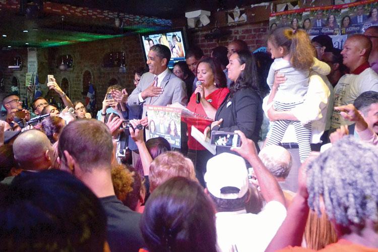 Longtime Assemblyman Jim Tedisco Celebrates 49th Senate District Primary Win