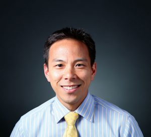 Kelsey Louie is the CEO of Gay Men's Health Crisis (GMHC).
