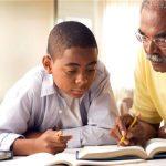 Speak to your children regularly about their schoolwork.
