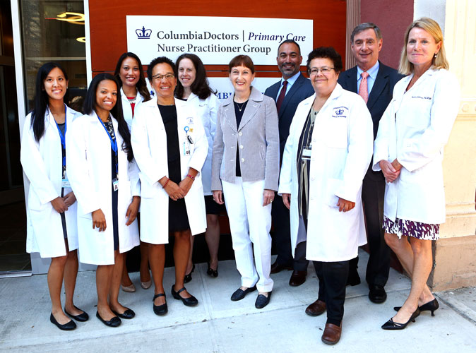 The location is the second primary care practice opened by CUMC. Photo: CUMC