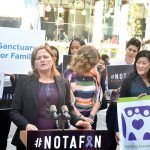 """""""It's about increasing awareness,"""" said Melissa Mark-Viverito."""