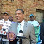 """We're going to fight back,"" said State Senator Adriano Espaillat."