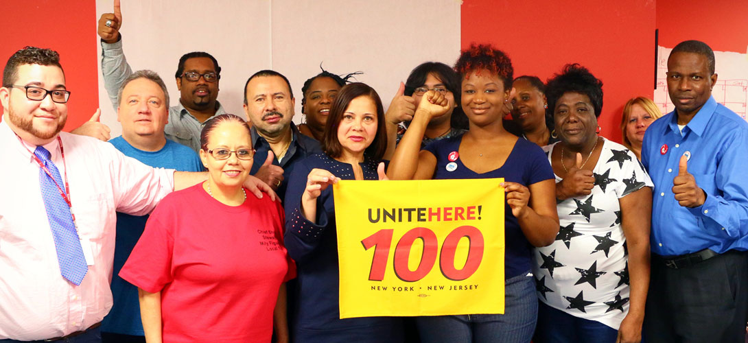 The union represents 270,000 members across North America.