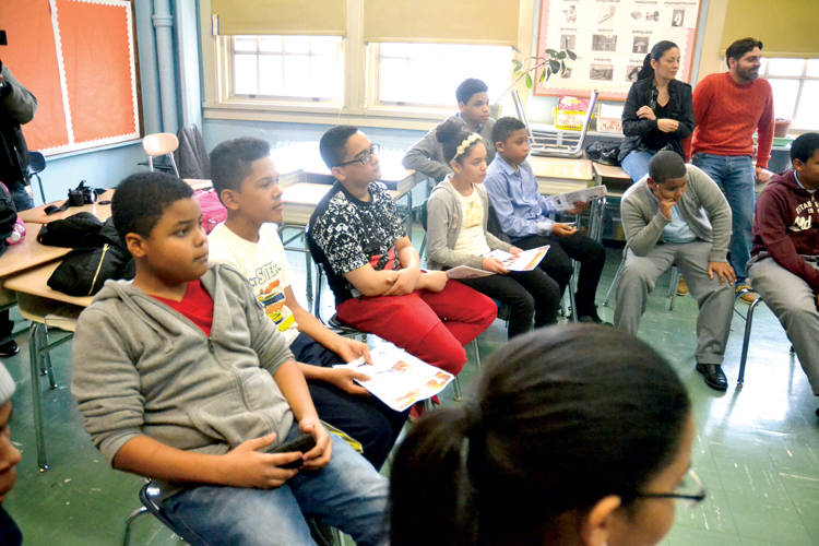 Harbor Heights student population is predominantly bilingual.