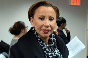 Nydia Velázquez.