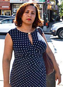 State Senator-elect Marisol Alcántara participated.
