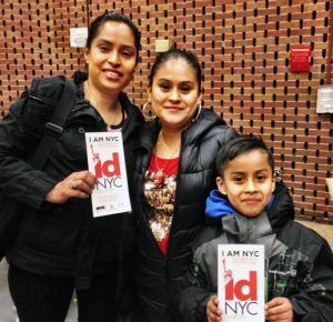 The IDNYC program has enrolled more than 900,000 residents so far.