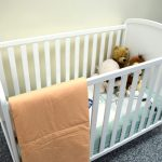 Delta Children's Products donated new cribs.