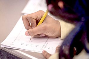 Critics have decried the use of standardized test scores in teacher evaluations.