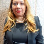 New York Women's Chamber of Commerce CEO Quenia Abreu participated in the discussion.