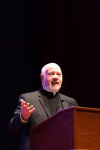 Monsignor Kevin Sullivan.