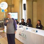 """""""It's about meeting new people and having new experiences,"""" said Schools Chancellor CarmenFariña."""