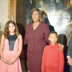 """""""[What many] children in urban environments suffer from is an opportunity gap,"""" commented Public Advocate Letitia James."""