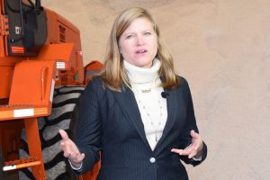 """""""We're ready to go this winter,"""" said DSNY Commissioner Kathryn García."""