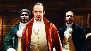 Lin-Manuel Miranda plans a special return to the stage.