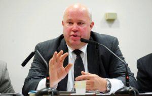 MTA Chairman Tom Prendergast.