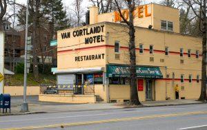 The Van Cortlandt Motel houses 30 homeless families.
