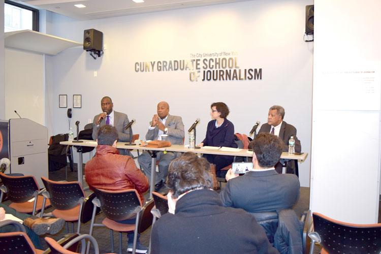 The panel was held at CCEM.