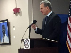 """This is a fight for the soul of the United States of America,"" said Attorney General Eric Schneiderman."