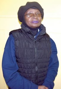 Wilhelmina Washington has lived in the building for 35 years.