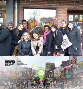 The Neighborhood 360° Fellows program in action.