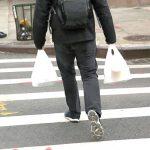 The ubiquitous plastic bag.