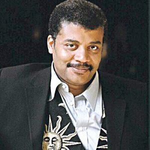 Astrophysicist Neil deGrasse Tyson was also a featured speaker.