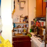 Residents have complained about kitchens with no windows or ventilation.