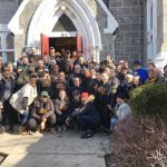 The organization recently helped establish Hunts Point's only soup kitchen.