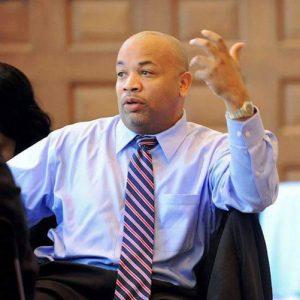 State Assembly Speaker Carl Heastie.