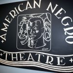 The site is the original home of the American Negro Theater.