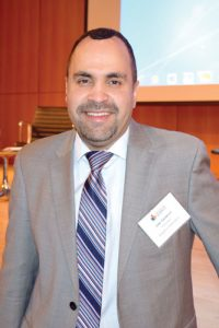 """This event helps forge unity and consensus,"" explained Hispanic Federation's José Calderón."