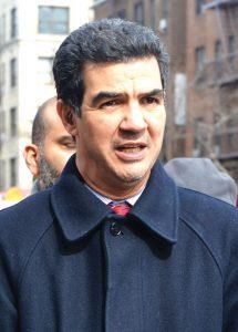 Councilmember Ydanis Rodríguez.
